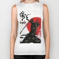 Samurai Invader Biker Tank