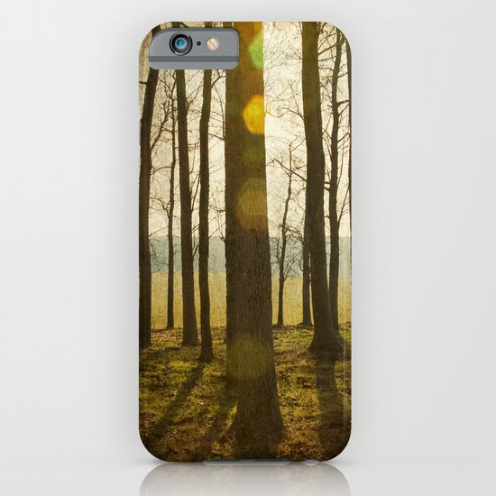 Afternoon Sunlight with Lens Flare iPhone & iPod Case