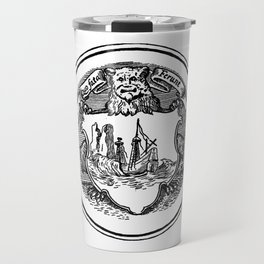 Conquest of the New World Travel Mug