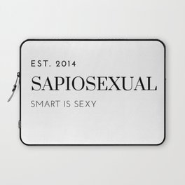 SapioSexual Laptop Sleeve