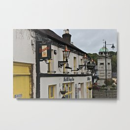 The Old Forge Inn Enniskerry - Ireland Metal Print