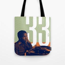 Vinyl Dreams Tote Bag