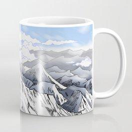 Death Zone Coffee Mug