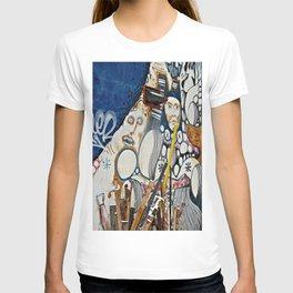 Scrapwood Alley T-shirt