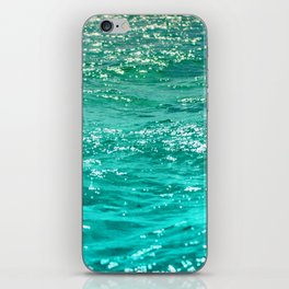 SIMPLY SEA iPhone Skin