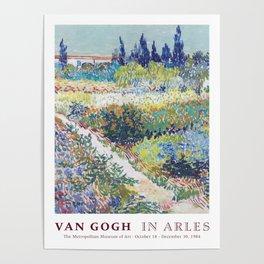 Vincent van Gogh Art Exhibition Poster