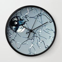 Trusting in mysterious things Wall Clock