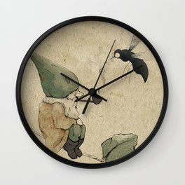 Fable #3 Wall Clock