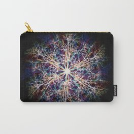 Luminescent Trees Carry-All Pouch