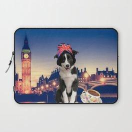 Pulp in London Laptop Sleeve