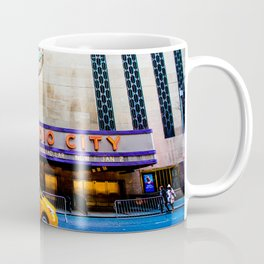 NYC Radio City Coffee Mug
