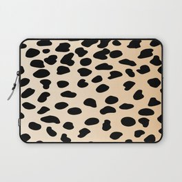 Leopard animal print Laptop Sleeve