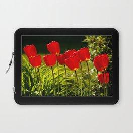 tulip impressions Laptop Sleeve