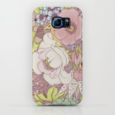 the wild side - summer tones Galaxy S6 Slim Case