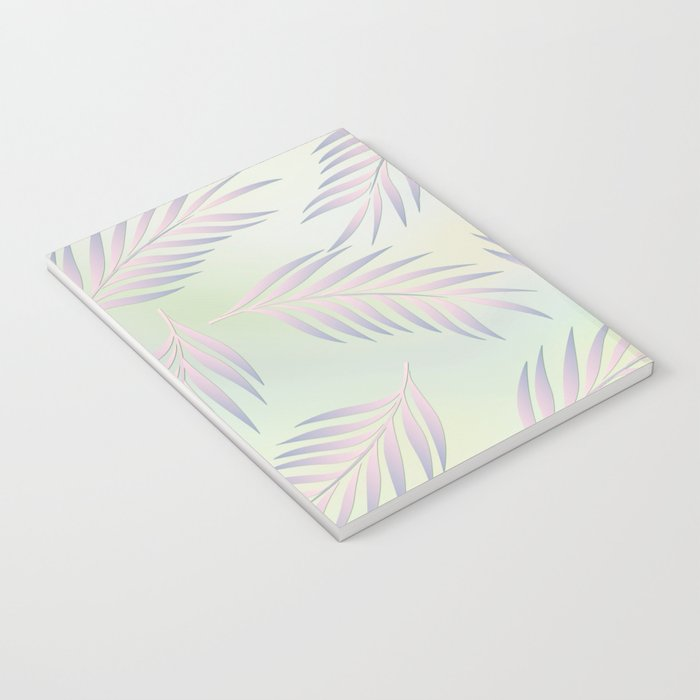 Palm Leaves 2 Notebook