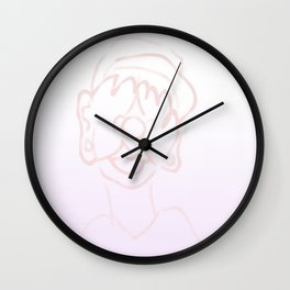 boi Wall Clock