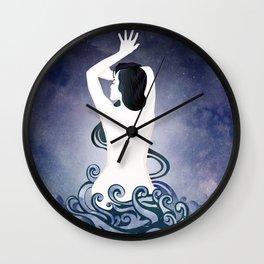 Sea Born Wall Clock