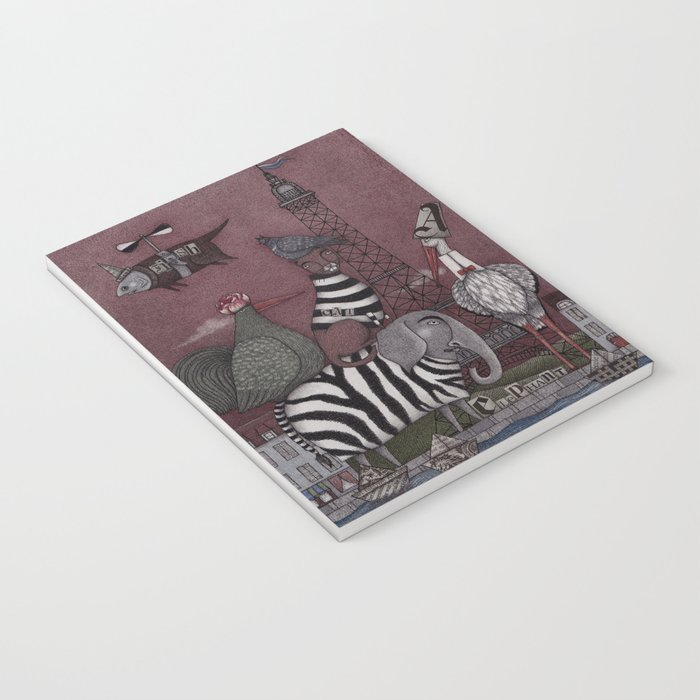 Animal Convention Notebook