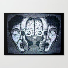 Expand your mind Canvas Print