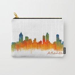 Atlanta City Skyline Hq v2 Carry-All Pouch