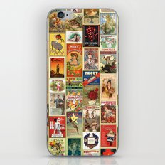 Wallpaper 3 iPhone & iPod Skin
