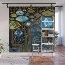 GARGANTELLA'S CHILDREN Wall Mural