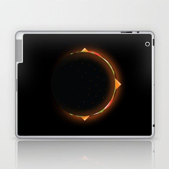 Burger Eclipse Laptop & iPad Skin