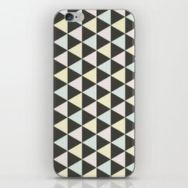 Pattern Lily Banana 2 iPhone Skin