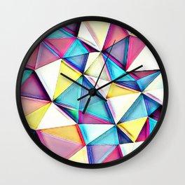 So Retro Wall Clock
