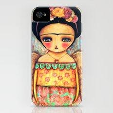 Frida - Tengo Alas Para Volar Slim Case iPhone (4, 4s)
