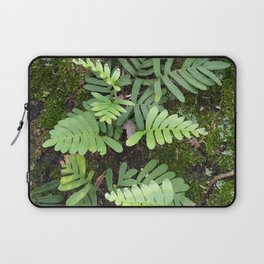 Moss and Fern Laptop Sleeve