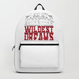Crazy Family I Am My Ancestor's Wildest Dreams Backpack
