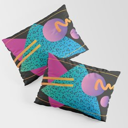 Memphis Pattern 24 - 80s / 90s Retro Pillow Sham