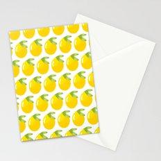 LEMON Stationery Cards