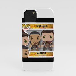Nagron Spartacus Funko iPhone Case