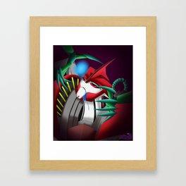 The Delicate Sparkeater Framed Art Print
