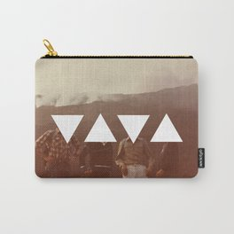 Smoking Mountains 1983 Carry-All Pouch