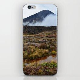Tongariro Alpine Crossing, New Zealand iPhone Skin