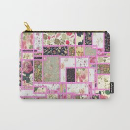 Quilt patterns style Carry-All Pouch
