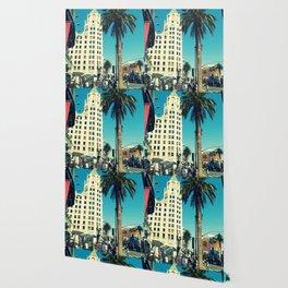hollywood boulevard Wallpaper