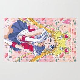 Sailor Moon Crystal Rug