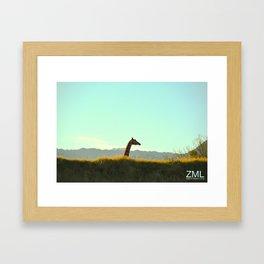 Periscope Framed Art Print