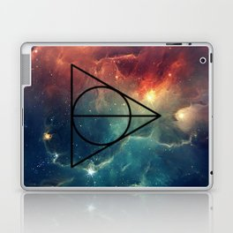 Deathly Hallows Cosmos HP Laptop & iPad Skin