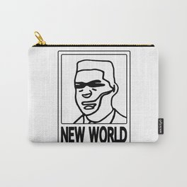 NewWorld part III Carry-All Pouch