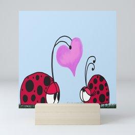 I Give You My Heart Mini Art Print