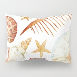 Sea Life Pattern 09 Pillow Sham