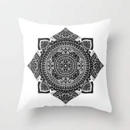 Changed Throw Pillow