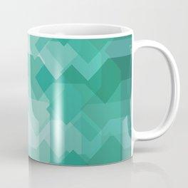 Emerald gem stone Coffee Mug