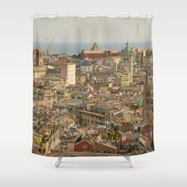 Cities 1 Shower Curtain
