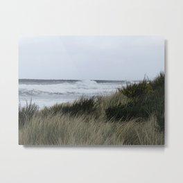 Bastendorff Beach, Oregon Metal Print